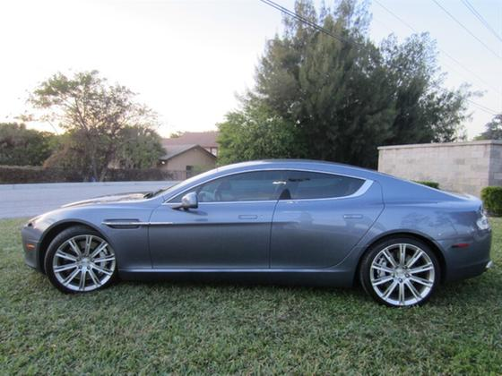 2010 Aston Martin Rapide :20 car images available