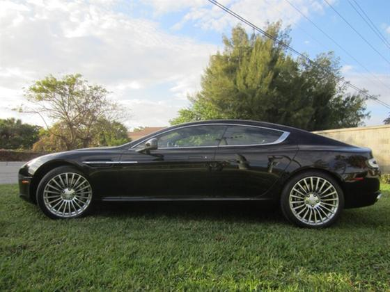 2011 Aston Martin Rapide :21 car images available