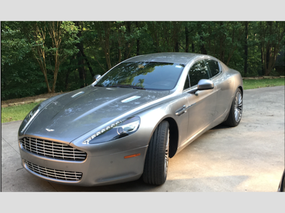 2011 Aston Martin Rapide Luxury:11 car images available