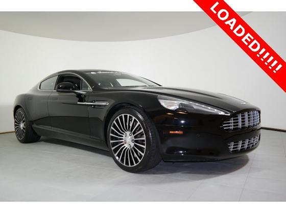 2012 Aston Martin Rapide Luxury:24 car images available