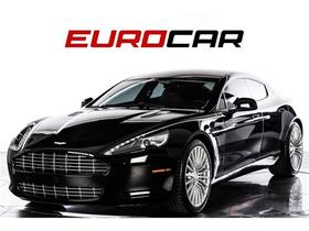 2011 Aston Martin Rapide Luxury:24 car images available