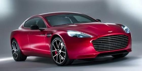 2017 Aston Martin Rapide S : Car has generic photo
