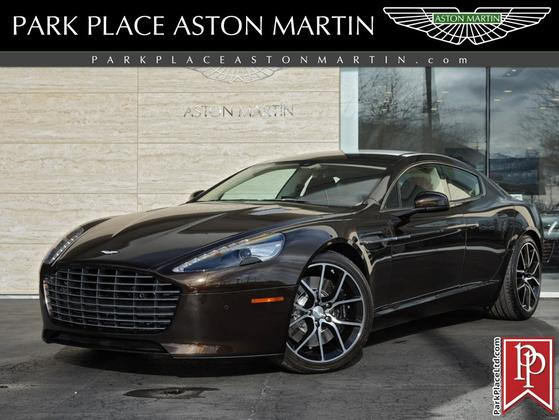 Aston Martin Rapide S For Sale In Bellevue WA Global Autosports - Aston martin bellevue