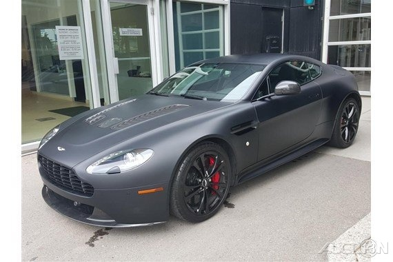 2012 Aston Martin V12 Vantage Coupe:6 car images available