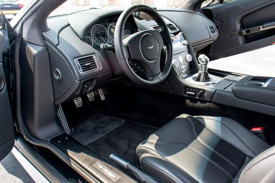 2011 Aston Martin V12 Vantage Coupe