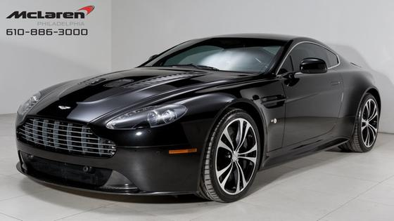 2011 Aston Martin V12 Vantage Coupe:20 car images available