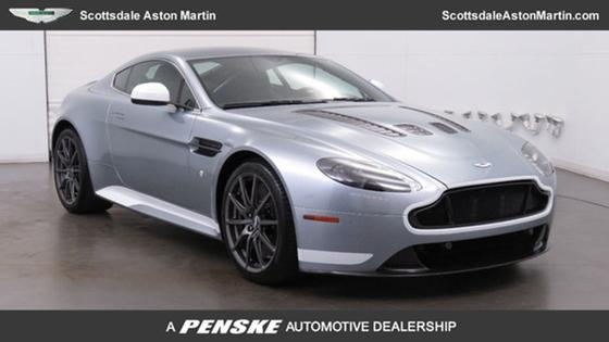 2017 Aston Martin V12 Vantage Coupe:24 car images available