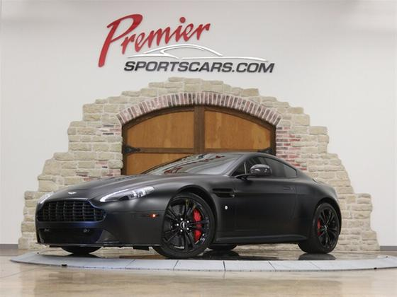 2012 Aston Martin V12 Vantage Coupe:24 car images available