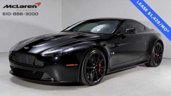 2015 Aston Martin V12 Vantage S Coupe:22 car images available