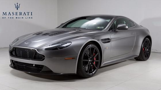 2015 Aston Martin V12 Vantage S Coupe:19 car images available