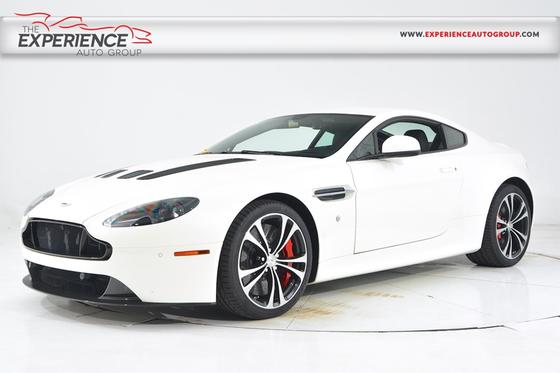 2017 Aston Martin V12 Vantage S Coupe:24 car images available