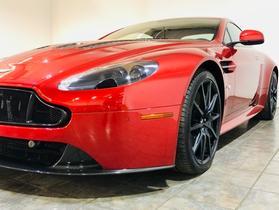 2017 Aston Martin V12 Vantage S Coupe