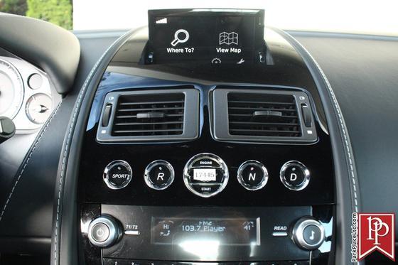 2015 Aston Martin V12 Vantage S Coupe