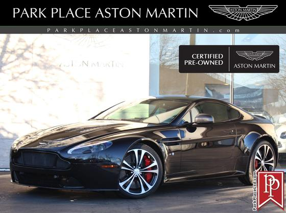 2015 Aston Martin V12 Vantage S Coupe:4 car images available