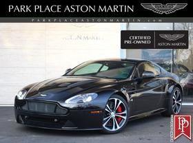 2015 Aston Martin V12 Vantage S Coupe:24 car images available