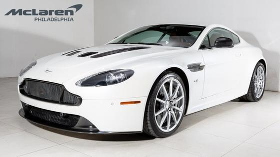 2015 Aston Martin V12 Vantage S Coupe:21 car images available