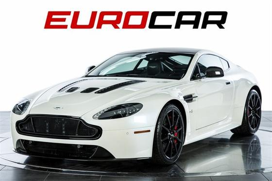 2016 Aston Martin V12 Vantage S Coupe:24 car images available