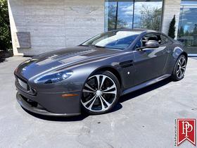 2016 Aston Martin V12 Vantage S Coupe