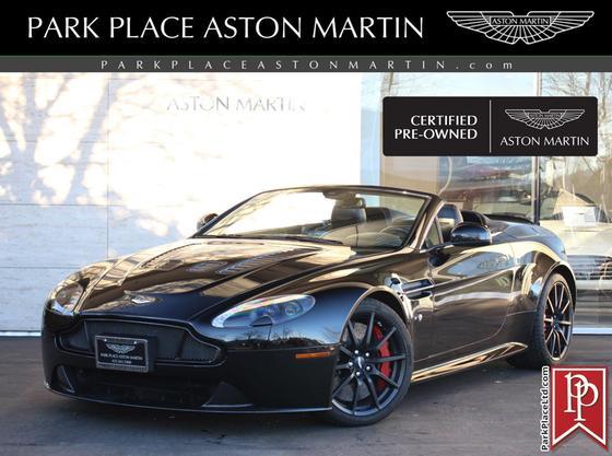 2015 Aston Martin V12 Vantage S Roadster:9 car images available