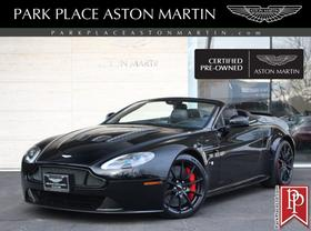 2015 Aston Martin V12 Vantage S Roadster:24 car images available
