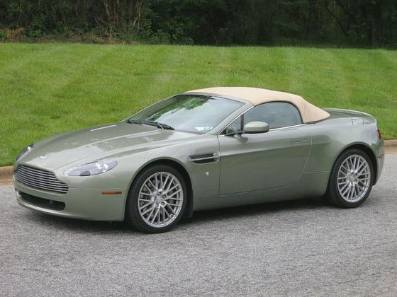 2009 Aston Martin V8 Vantage :24 car images available