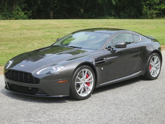 2014 Aston Martin V8 Vantage :24 car images available