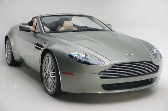 2009 Aston Martin V8 Vantage :24 car images available