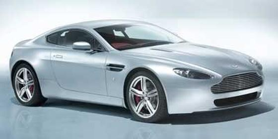 2012 Aston Martin V8 Vantage  : Car has generic photo