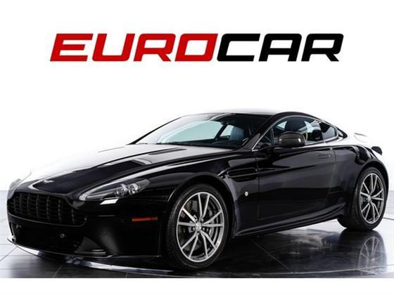 2013 Aston Martin V8 Vantage :24 car images available