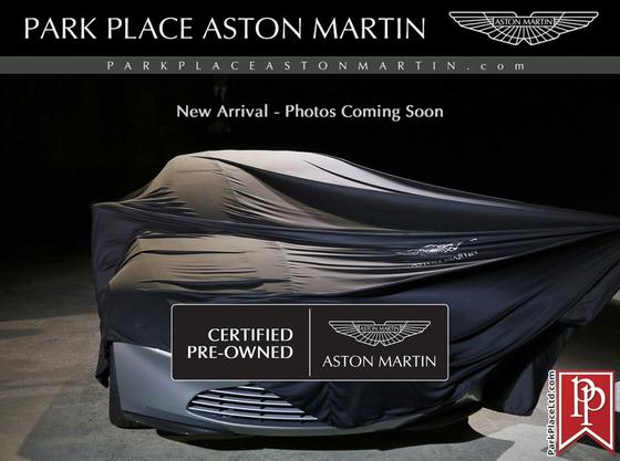 2012 Aston Martin V8 Vantage  : Car has generic photo
