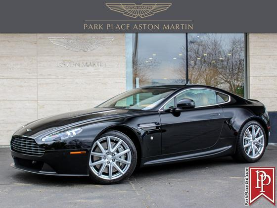 2012 Aston Martin V8 Vantage :24 car images available