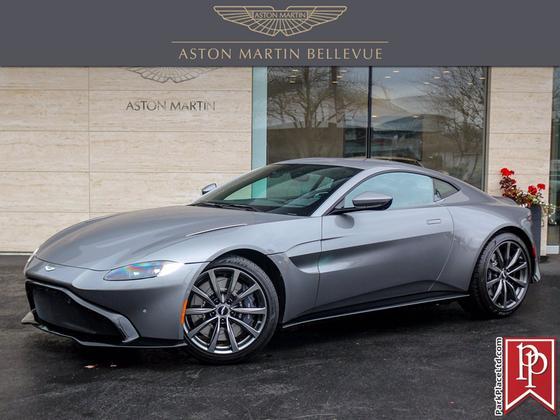 2020 Aston Martin V8 Vantage :24 car images available