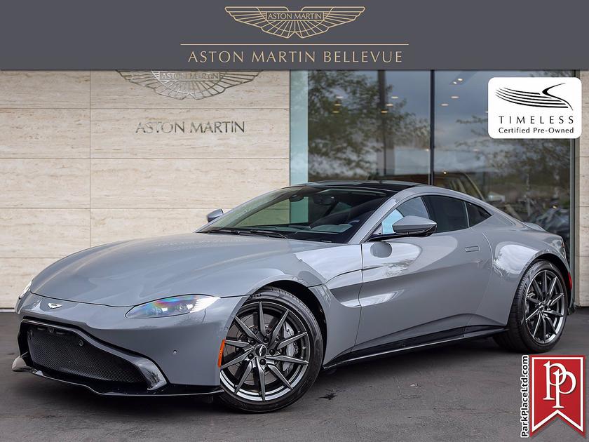 2019 Aston Martin V8 Vantage :24 car images available