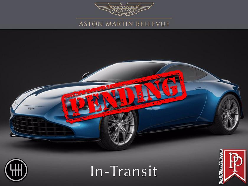 2021 Aston Martin V8 Vantage :10 car images available