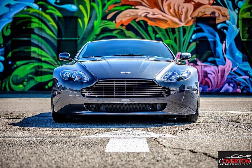 2007 Aston Martin V8 Vantage :24 car images available