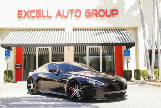 2010 Aston Martin V8 Vantage Coupe:24 car images available
