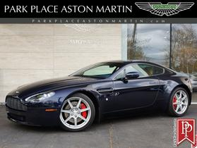 2008 Aston Martin V8 Vantage Coupe:24 car images available