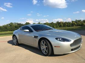 2007 Aston Martin V8 Vantage Coupe:6 car images available