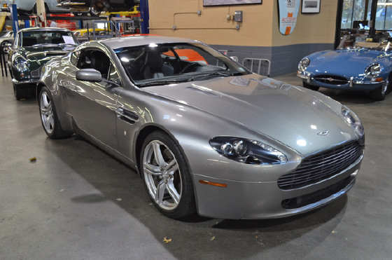 2007 Aston Martin V8 Vantage Coupe:18 car images available