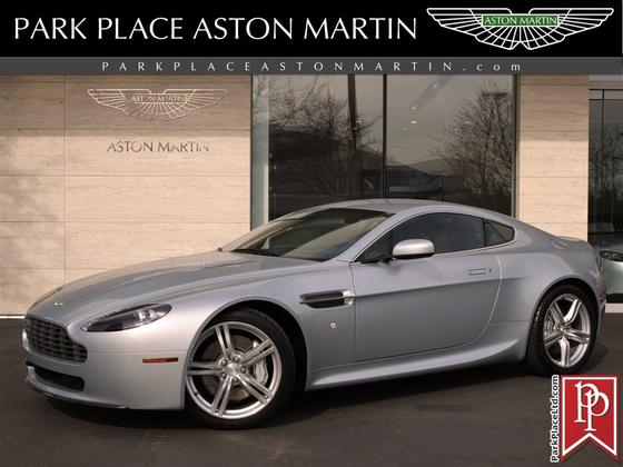2009 Aston Martin V8 Vantage Coupe:24 car images available