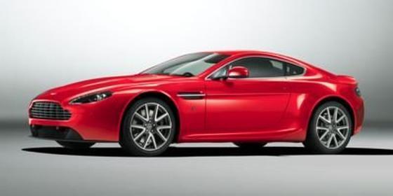 2014 Aston Martin V8 Vantage Coupe : Car has generic photo