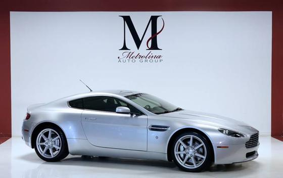 2007 Aston Martin V8 Vantage Coupe:24 car images available