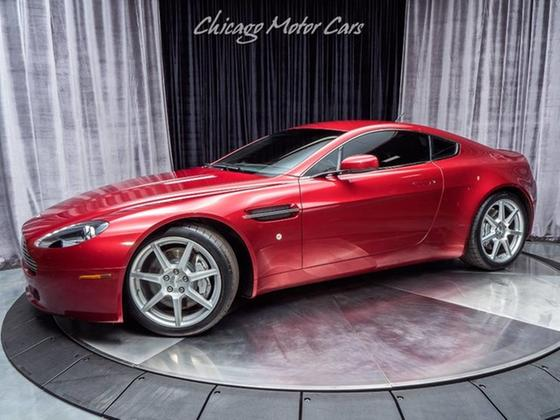 2006 Aston Martin V8 Vantage Coupe:24 car images available