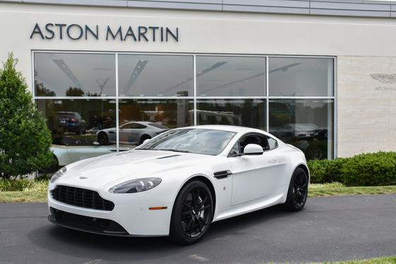 2014 Aston Martin V8 Vantage Coupe:24 car images available