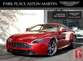 2015 Aston Martin V8 Vantage Coupe:24 car images available