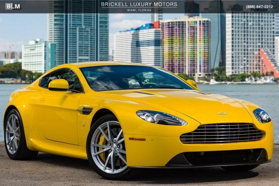 2012 Aston Martin V8 Vantage Coupe:24 car images available