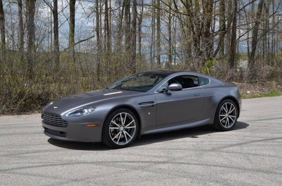 2011 Aston Martin V8 Vantage Coupe:24 car images available