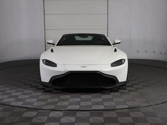 2020 Aston Martin V8 Vantage Coupe