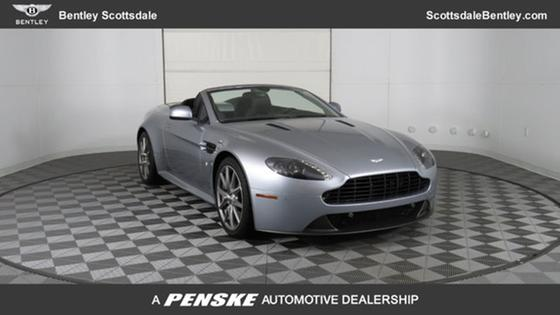 2015 Aston Martin V8 Vantage GT Roadster:24 car images available