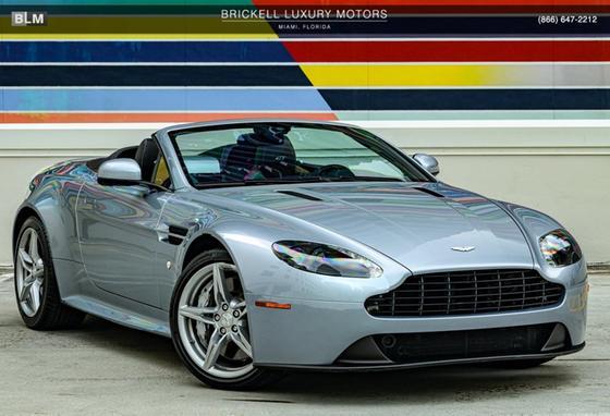 2016 Aston Martin V8 Vantage GT Roadster:24 car images available